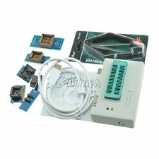 TL866CS Programmer USB EPROM FLASH BIOS 6 Adapter Socket Extractor For 13000 ICs