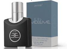New Zermat EMBLEME Fragrance for Men 3.4oz Fragancia Para Caballero De Colección