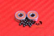 Hybrid Ceramic Ball Bearings Fits PENN SQUALL 12 ABEC-7 Bearing