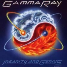 Gamma Ray Insanity and GENIUS (Anniversary Edition) 2 CD NUOVO & OVP