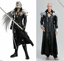 FF Final Fantasy VII 7 Sephiroth Cosplay Costume *tailored*