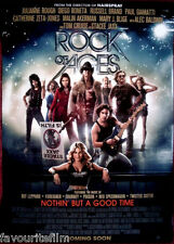 Cinema Poster: ROCK OF AGES 2012 (One Sheet) Tom Cruise Catherine Zeta-Jones