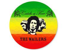 Pin Button Badge Ø38mm The Wailers Bob Marley