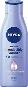 Nivea Irresistibly Smooth Body Lotion For Dry Skin - 250ml