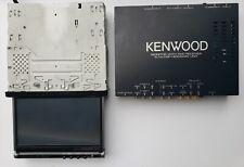 Kenwood KVT-817DVD Excelon 5.1ch DSP Car Video Monitor Navigation DVD Player