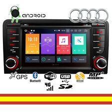 Radio CD Audi A3 S3 RS3 Wifi Bluetooth GPS USB Android 8 Octacore 4GB RAM 32GB