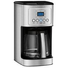 Cuisinart 14 Cup Stainless Steel Programmable Coffee Maker - Recertified