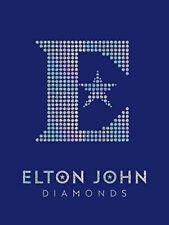 ELTON JOHN CD - DIAMONDS [3CD DELUXE EDITION](2017) - NEW UNOPENED - POP ROCK