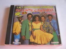 cd la compagnie creole: cayenne carnaval