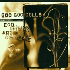 Ego Opinion Art and Commerce.