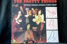 "The Pretty Things Electric Banana Sessions 1967 - 1969 12"" vinyl LP New + Sealed"