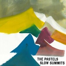 THE PASTELS - SLOW SUMMITS  CD TOP POP INDEPENDENT 9 TRACKS NEU