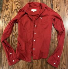 abercrombie fitch Long Sleeve Shirt Womens XS