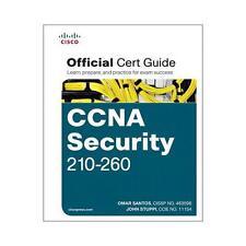 CCNA Security 210-260 by Omar Santos, John Stuppi