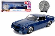 Jada 1:24 Stranger Things Billy's 1979 Chevrolet Camaro Z28 Diecast Car 31110