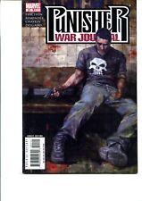 THE PUNISHER WAR JOURNAL #21 VF