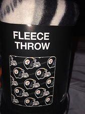 "Pittsburgh Steelers 50"" x 60"" Repeater Style Fleece Throw Blanket"