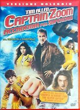 Captain Zoom Accademia Per Supereroi Dvd