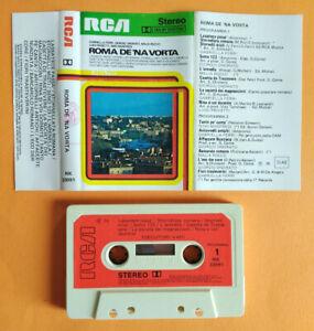 MC Musicassetta Compilation ROMA DE 'NA VORTA Gigi Proietti Gabriella Ferri 1979