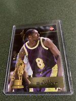 1997 Collectors Edge Kobe Bryant edge impulse gold foil promo #14 Lakers