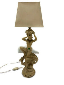 old lamp- Modern Lounge, Cosy & Cute-Hard plastic from 1970s'-vintage decor