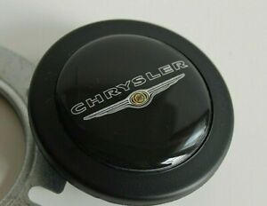 Horn Button Fits CHRYSLER Badge MOMO Sparco Raid Nardi Steering Wheel Sport