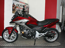 NEW Honda NC750X. Candy Prominence Red. £6,295 On The Road. IN STOCK NOW!