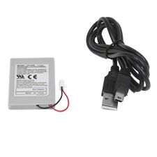 1800mAh Spare replacement battery for SONY PS3 Controller Controller + USB G2O6
