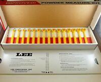 90100 * LEE IMPROVED POWDER MEASURE DIPPER SCOOP KIT