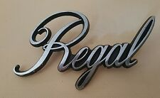 Chrysler Regal  Car Badge all pins intact