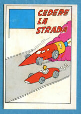 MOTO - Ed. Raf - Figurina/Sticker n. 283 - CEDERE LA STRADA -Rec
