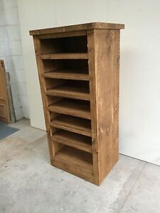 Rustic Hi Fi Unit (Can be made to any size)