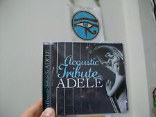 An  Acoustic Tribute to Adele [5/22] by Guitar Tribute (The) Players (CD,...