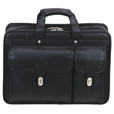Men's Faux Leather Briefcase/Attaché