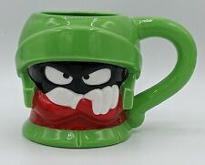 1996 LOONEY TOONS MARVIN THE MARTIAN CERAMIC COFFEE MUG