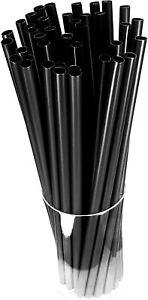 1000 Stk Jumbo Trinkhalme Ø 8x250mm Bunt Trinkhalme Strohhalme K:57