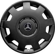 "4x16/"" Adornos Tapacubos De Rueda Para Mercedes Sprinter II 16/"" Negro"
