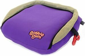 Bubble Bum Inflatable Car Booster Seat Suitable For 4-11 Years