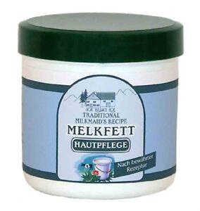 PH Melkfett 250ml von Pullach Hof Traditional Hautpflege Loton Creme #1240