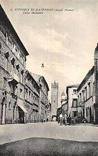 5027) S VITTORIA IN MATENANO (ASCOLI PICENO) CORSO MATTEOTTI ANIMATA BAR VG 1960