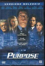PURPOSE - DVD (USATO EX RENTAL)