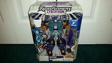 Megatron Cybertron Transformers RID Leader Class Hasbro 2004 MISP! Cyber Planet