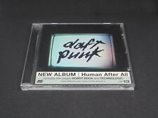 HUMAN AFTER ALL - DAFT PUNK (CD)