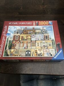 Ravensburger 1000 Piece Jigsaw. Very Good Condition Complete 🧩