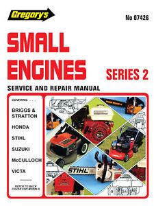 Small Engines Repair Manual