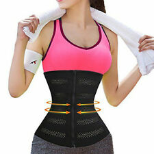 575a9b88ab0 US Fajas Reductoras Colombianas LATEX Waist Trainer Corset Shapewear Body  Shaper