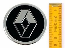 Renault * 4 trozo * aluminio ø60mm pegatinas llantas de emblema pegatinas tapacubos