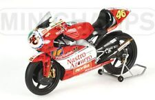 MINICHAMPS 122 990096 APRILIA 250 diecast model bike ROSSI Imola GP 1999 1:12th