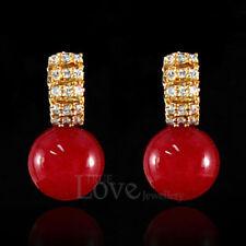 Cubic Zirconia Coral Fashion Jewellery
