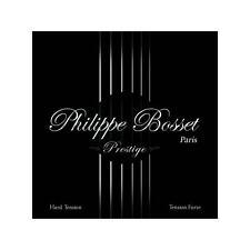 PHILIPPE BOSSET Paris Jeu de 6 cordes PRESTIGE Tension Forte